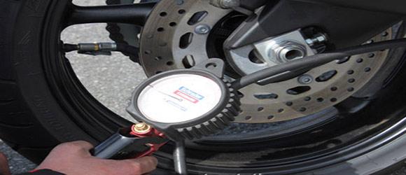Pression Pneus motos
